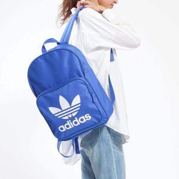 セール20%OFF アディダスオリジナルス リュック adidas Originals アディダス オリジナルス BACKPACK CLASSIC TREFOIL バックパック メンズ レディース FKE68|galleria-onlineshop|07