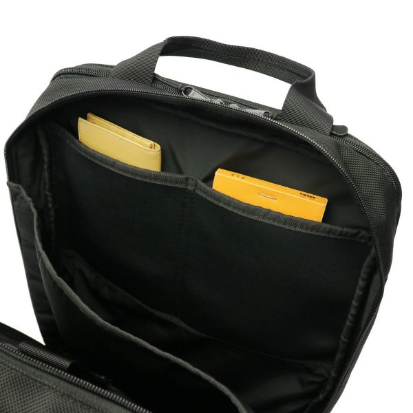 リュック メンズ ビジネス バックパック ARCH BAGMAKER アーキ バッグメイカー 3ROOM NYLON BACKPACK NC-21101|galleria-onlineshop|13