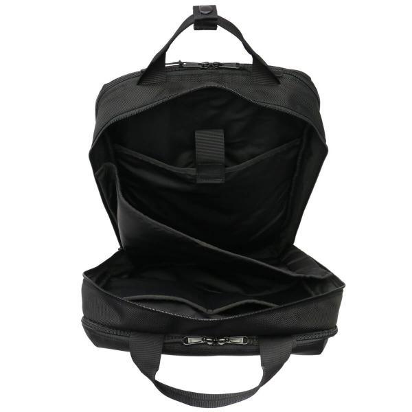 リュック メンズ ビジネス バックパック ARCH BAGMAKER アーキ バッグメイカー 3ROOM NYLON BACKPACK NC-21101|galleria-onlineshop|18