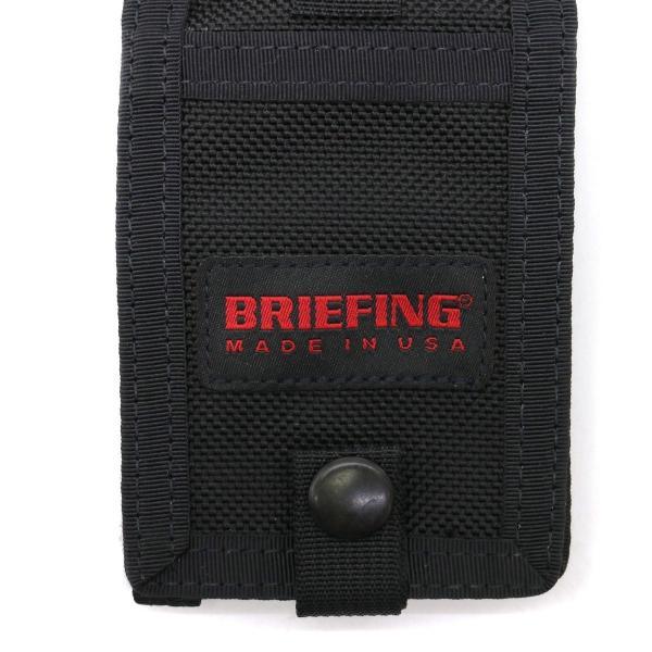 ブリーフィング BRIEFING ネームホルダー NAME HOLDER 定期入れ パスケース ネームタグ メンズ BRF216219|galleria-onlineshop|19