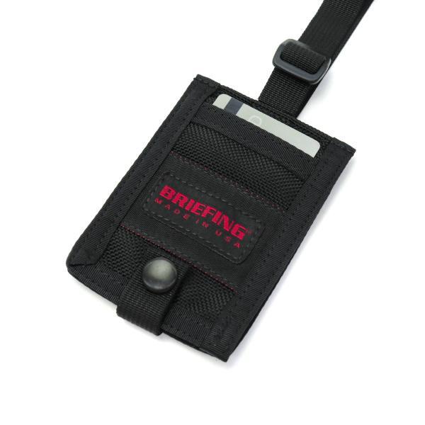日本正規品 ブリーフィング ネームホルダー BRIEFING NAME HOLDER パスケース メンズ レディース BRM191A41|galleria-onlineshop|13