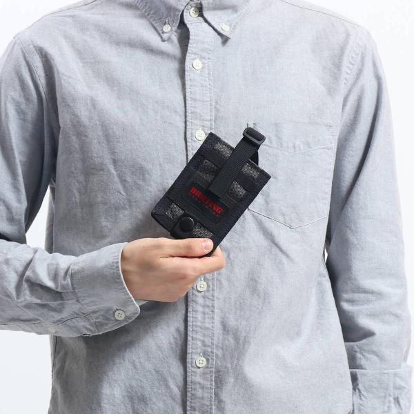 日本正規品 ブリーフィング ネームホルダー BRIEFING NAME HOLDER パスケース メンズ レディース BRM191A41|galleria-onlineshop|06