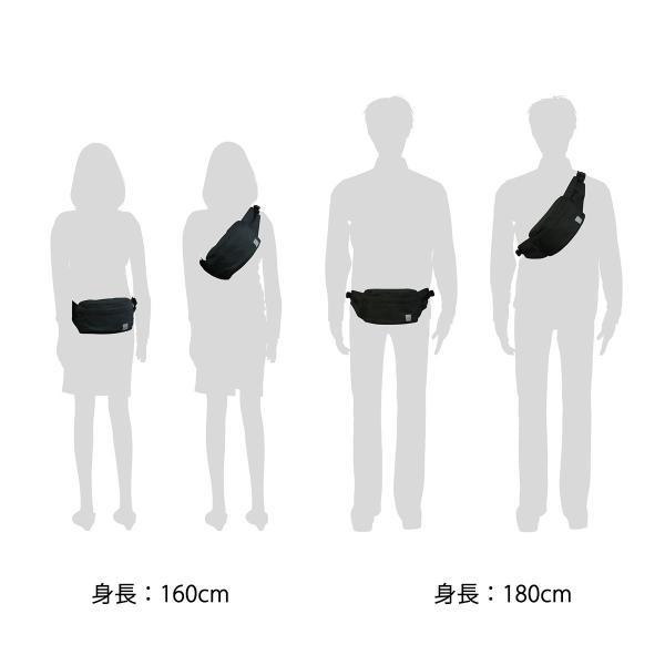 日本正規品 C6 ウエストバッグ シーシックス N/C Helix ウエストポーチ 斜め掛け 小さめ ナイロン メンズ