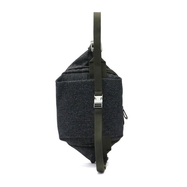 日本正規品 コートエシエル ボディバッグ Cote&Ciel GRAMPIAN GREY ISARAU SMALL ワンショルダー 斜めがけ CC-28711 メンズ レディース