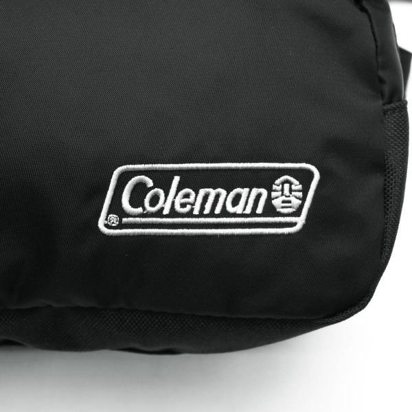 コールマン バッグ Coleman ウエストバッグ ウエストポーチ ボディバッグ 斜め掛け ウォーカーウエスト  アウトドア galleria-onlineshop 21