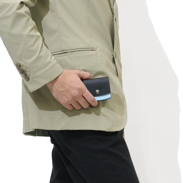 FARO ファーロ faro コインケース CASATO FIN-CALF COMBI カサート フィンカーフ コンビ 財布 FRO407228 メンズ|galleria-onlineshop|05