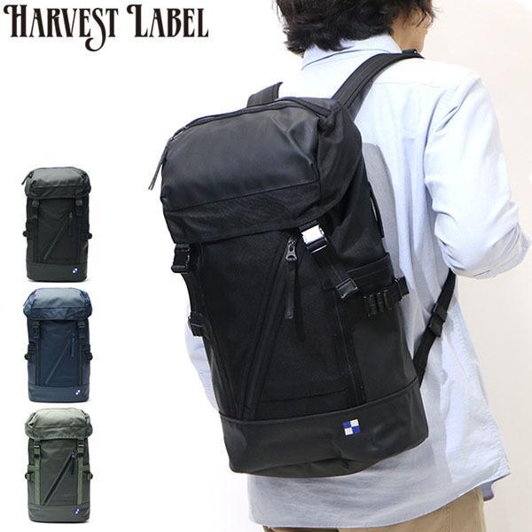 ハーヴェストレーベル リュック HARVEST LABEL Bullet Line バレットライン バックパック HB-0432 メンズ リュックサック