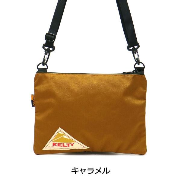 【日本正規品】KELTY ケルティ サコッシュ VINTAGE FLAT POUCH S ショルダーバッグ 2592144 メンズ レディース|galleria-onlineshop|12