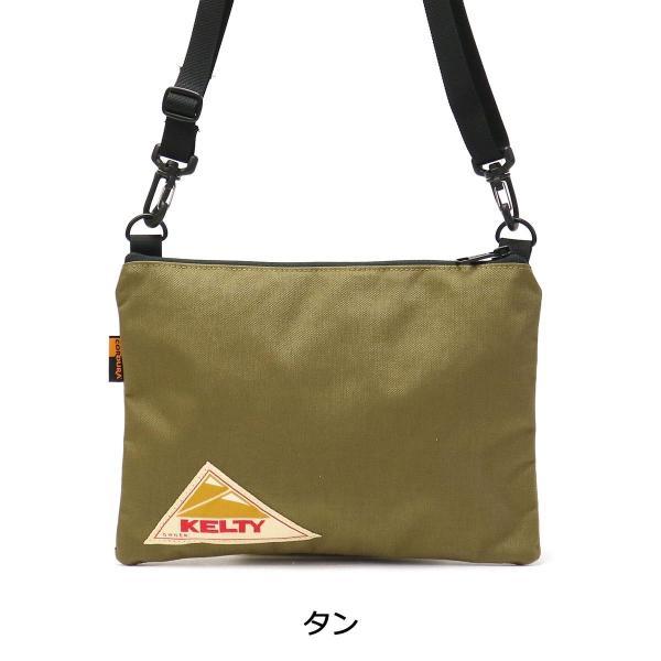 【日本正規品】KELTY ケルティ サコッシュ VINTAGE FLAT POUCH S ショルダーバッグ 2592144 メンズ レディース|galleria-onlineshop|05