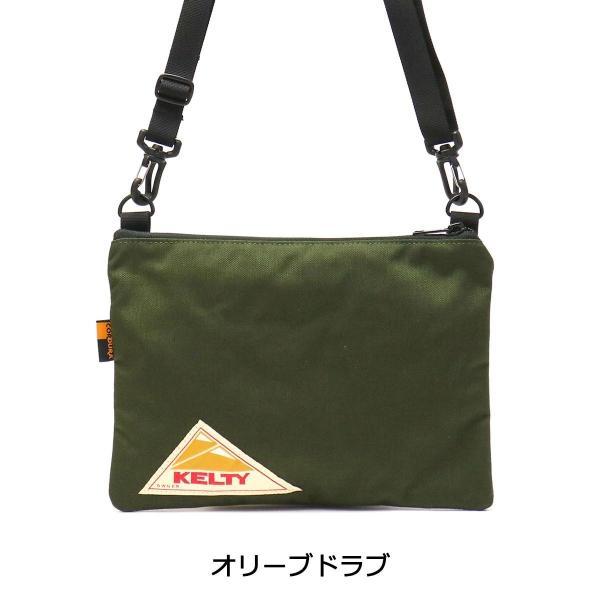 【日本正規品】KELTY ケルティ サコッシュ VINTAGE FLAT POUCH S ショルダーバッグ 2592144 メンズ レディース|galleria-onlineshop|06