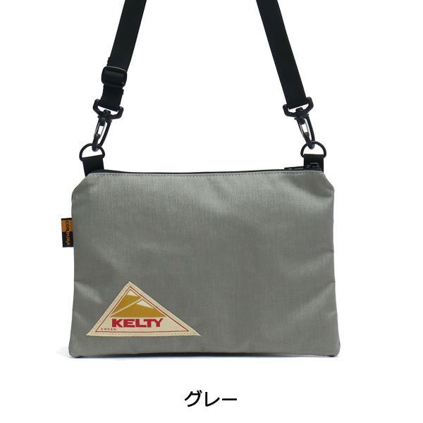 【日本正規品】KELTY ケルティ サコッシュ VINTAGE FLAT POUCH S ショルダーバッグ 2592144 メンズ レディース|galleria-onlineshop|08