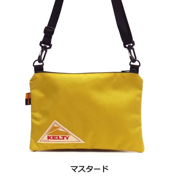 【日本正規品】KELTY ケルティ サコッシュ VINTAGE FLAT POUCH S ショルダーバッグ 2592144 メンズ レディース|galleria-onlineshop|09
