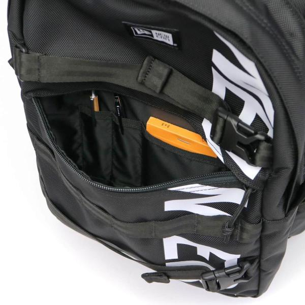 正規取扱店 ニューエラ リュック NEW ERA リュックサック キャリアパック バックパック メンズ 35L PRINT LOGO CARRIER PACK