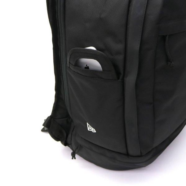 正規取扱店 ニューエラ リュック NEW ERA バックパック A4 31L PC収納 メンズ レディース SPORTS PACK|galleria-onlineshop|12