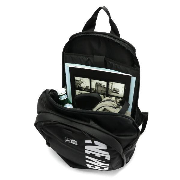 正規取扱店 ニューエラ リュック NEW ERA バックパック A4 31L PC収納 メンズ レディース SPORTS PACK|galleria-onlineshop|09