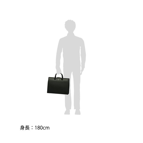 オファーマン OFFERMANN ダレスバッグ BERTI ビジネスバッグ A4 本革 日本製 メンズ 76537 galleria-onlineshop 05