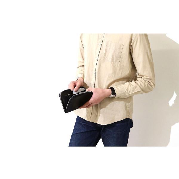 最大19倍★7/21迄 レン 財布 REN 長財布 ラウンドファスナー SLG-53102 レザー メンズ レディース|galleria-onlineshop|05