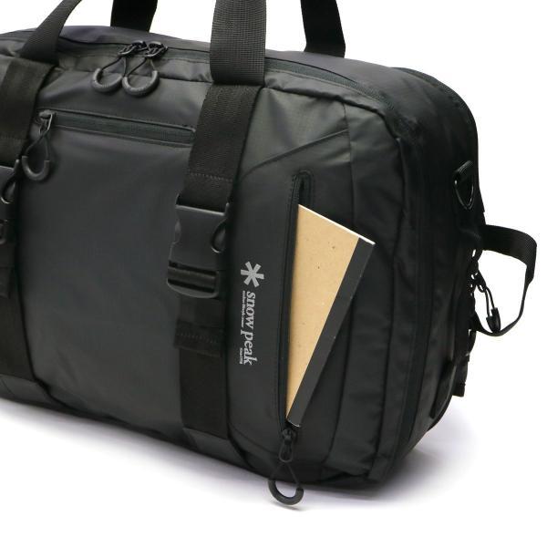 スノーピーク バッグ snow peak ブリーフケース メンズ 3way Business Bag 3WAYブリーフケース UG-729 通勤 B4 galleria-onlineshop 15