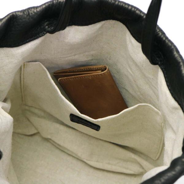 セール30%OFF ツールズ トートバッグ Tools by SLOW  ツールズバイスロウ 巾着 ハンドバッグ MEDICAL POUCH TOTE BAG 306T48F DEER 革 ツールズ|galleria-onlineshop|14