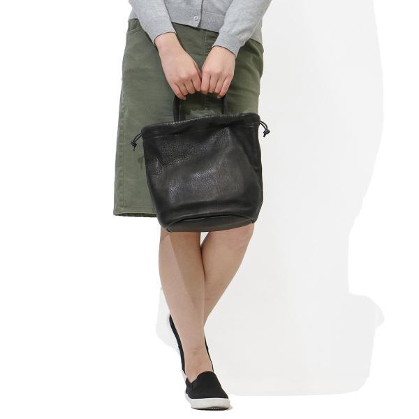 セール30%OFF ツールズ トートバッグ Tools by SLOW  ツールズバイスロウ 巾着 ハンドバッグ MEDICAL POUCH TOTE BAG 306T48F DEER 革 ツールズ|galleria-onlineshop|05