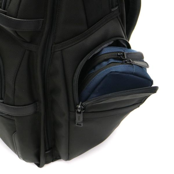 日本正規品 トゥミ リュック TUMI Alpha3 アルファ3 ビジネスリュック ビジネスバッグ A4 通勤 メンズ ナイロン 2603580|galleria-onlineshop|12
