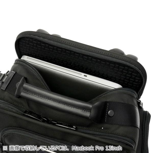日本正規品 トゥミ リュック TUMI Alpha3 アルファ3 ビジネスリュック ビジネスバッグ A4 通勤 メンズ ナイロン 2603580|galleria-onlineshop|15