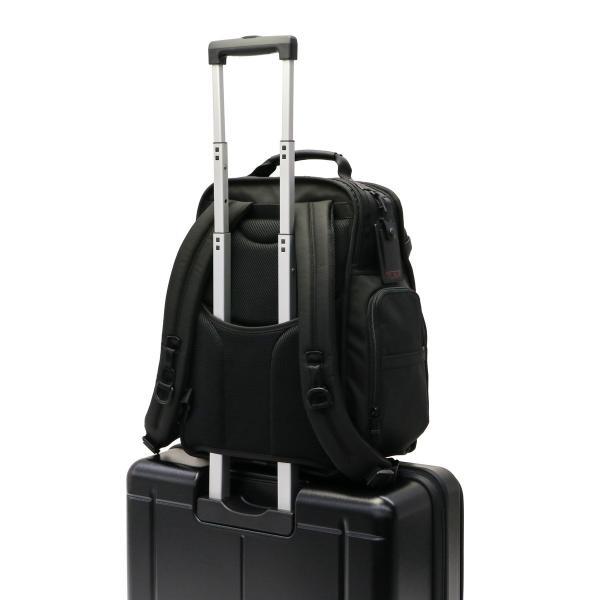 日本正規品 トゥミ リュック TUMI Alpha3 アルファ3 ビジネスリュック ビジネスバッグ A4 通勤 メンズ ナイロン 2603580|galleria-onlineshop|16