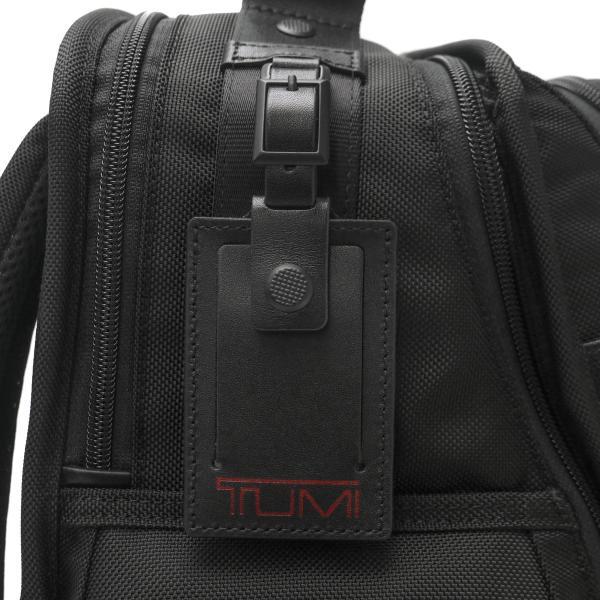 日本正規品 トゥミ リュック TUMI Alpha3 アルファ3 ビジネスリュック ビジネスバッグ A4 通勤 メンズ ナイロン 2603580|galleria-onlineshop|19