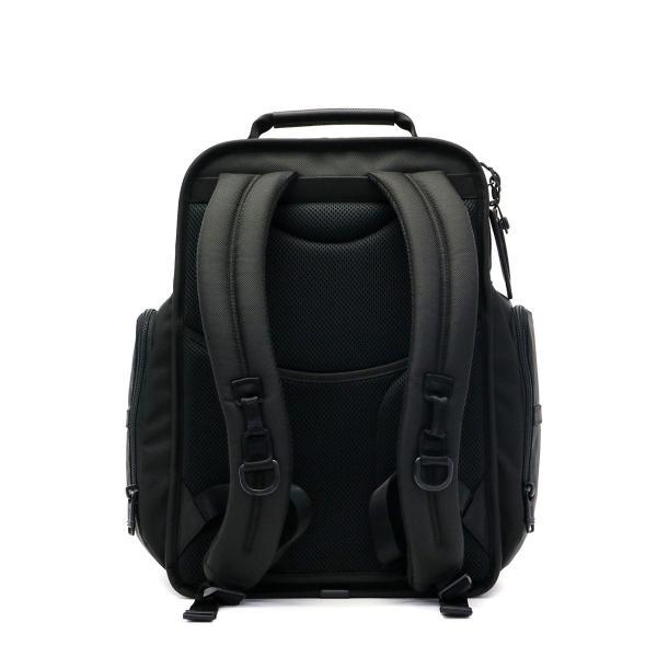 日本正規品 トゥミ リュック TUMI Alpha3 アルファ3 ビジネスリュック ビジネスバッグ A4 通勤 メンズ ナイロン 2603580|galleria-onlineshop|04