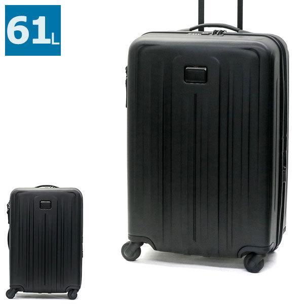 7/25限定★最大37%獲得 正規品5年保証 トゥミ スーツケース TUMI V4 拡張 キャリーケース Mサイズ 61L ビジネス 出張 旅行 軽量 22804064