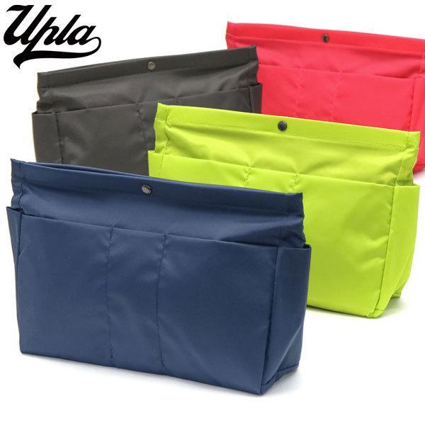 最大10%獲得 ウプラ ポーチ バッグインバッグ UPLA 小物入れ クラッチバッグ 大きめ 大容量 レディース BIBLIO BIB4 ビブリオ ナイロン 軽量 軽い