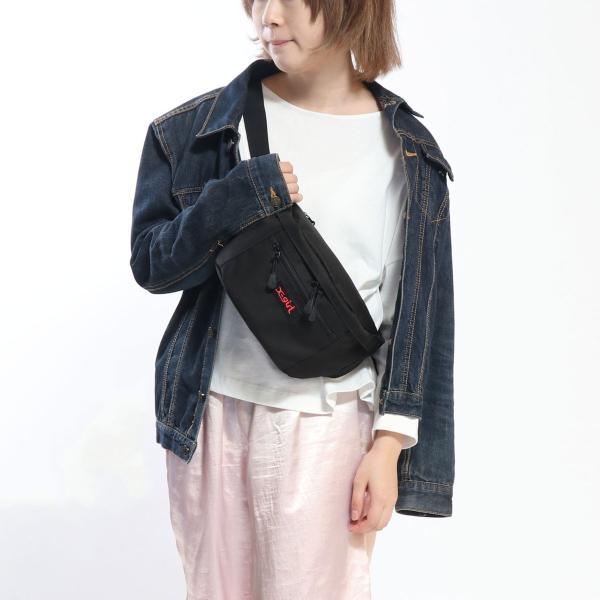 エックスガール ウエストバッグ X-girl ウエストポーチ EXCLUSIVE BOX LOGO HIP BAG レディース 斜めがけ 当店限定 別注モデル 05184099