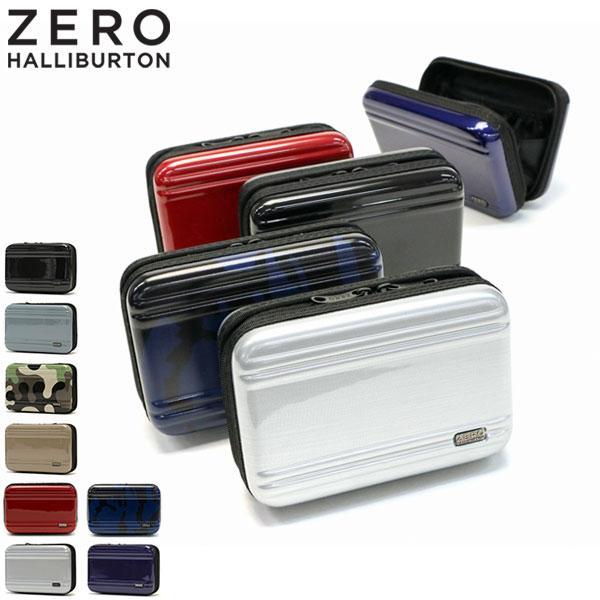 日本正規品 ゼロハリバートン アメニティケース ZERO HALLIBURTON amenity pouch ハードケース ポーチ 小物入れ 軽量 旅行 メンズ 81121