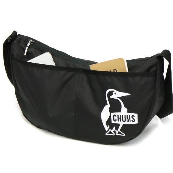 日本正規品 チャムス ショルダーバッグ CHUMS バッグ イージーゴースモールバナナショルダー 斜めがけ 軽量 メンズ レディース CH60-3032|galleria-store|12