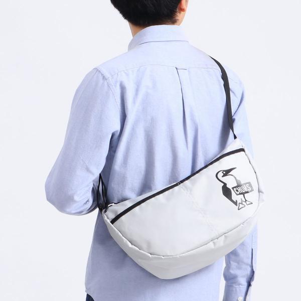 日本正規品 チャムス ショルダーバッグ CHUMS バッグ イージーゴースモールバナナショルダー 斜めがけ 軽量 メンズ レディース CH60-3032|galleria-store|07