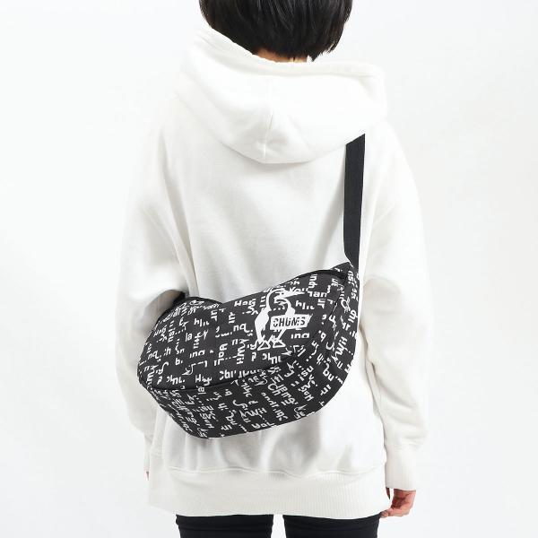 日本正規品 チャムス ショルダーバッグ CHUMS バッグ イージーゴースモールバナナショルダー 斜めがけ 軽量 メンズ レディース CH60-3032|galleria-store|09
