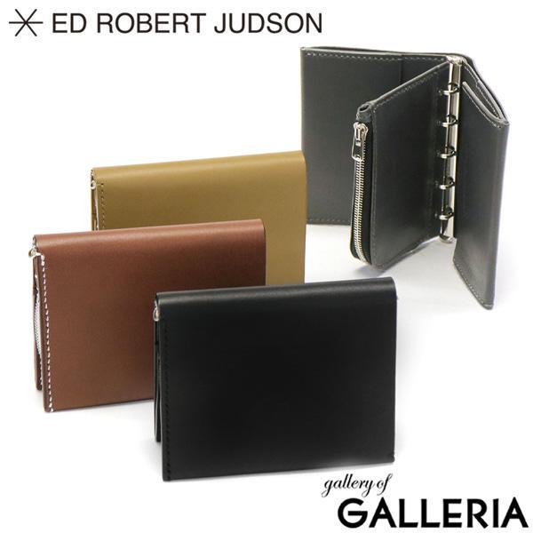 エドロバートジャドソン 財布 ED ROBERT JUDSON BUND 二つ折り MINI WALLET 小銭入れ コインケース 小さい 本革 メンズ レディース B01YCD-11 galleria-store