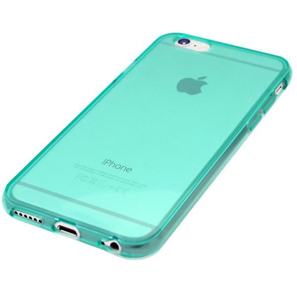 スマホケース iPhone XR  iphone8 iphone7 iPhoneXS X XSMAX iPhone6s plus ケース 耐衝撃 ブルー 緑 ミント|galleries|03