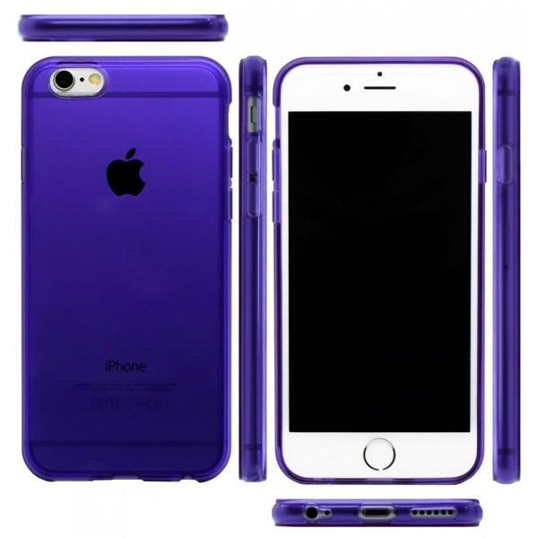 スマホケース iPhone XR  iphone8 iphone7 iPhoneXS X XSMAX iPhone6s plus ケース 耐衝撃 パープル 紫 galleries