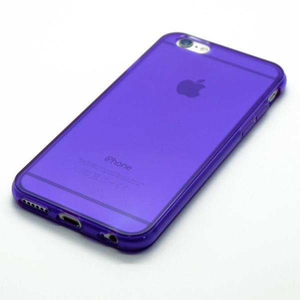 スマホケース iPhone XR  iphone8 iphone7 iPhoneXS X XSMAX iPhone6s plus ケース 耐衝撃 パープル 紫 galleries 03