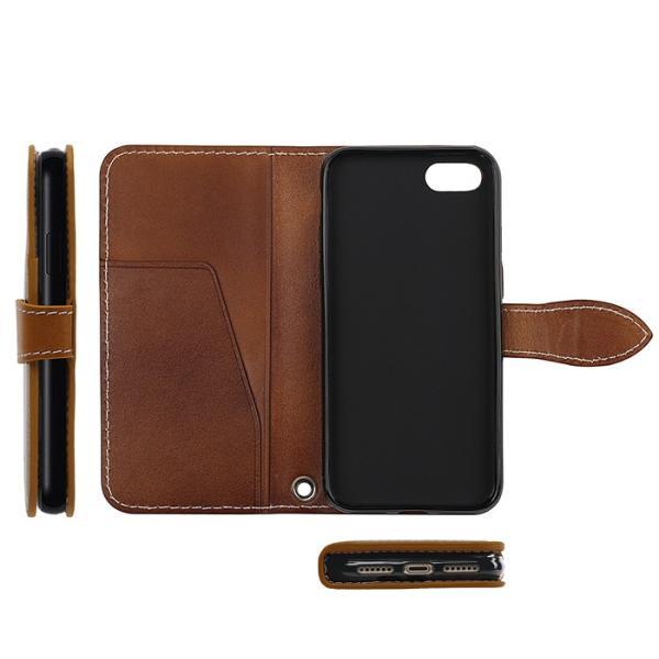 スマホケース 手帳型 iPhone XR  iphone8 iphone7 iPhone XS plus XSMAX レザークラフト 本革 革 ケース おしゃれ ギフト プレゼントに|galleries|14
