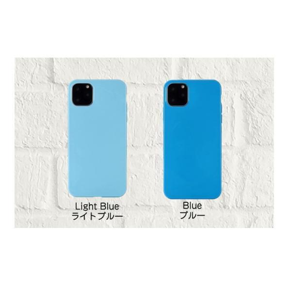 スマホケース iPhone 11 11pro 11proMAX XR iphone8 iphone7  耐衝撃 シリコン TPU ケース アイフォン 無地 シンプル ワイヤレス充電 Qi galleries 13