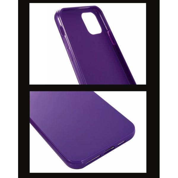 スマホケース iPhone 11 11pro 11proMAX XR iphone8 iphone7  耐衝撃 シリコン TPU ケース アイフォン 無地 シンプル ワイヤレス充電 Qi galleries 05