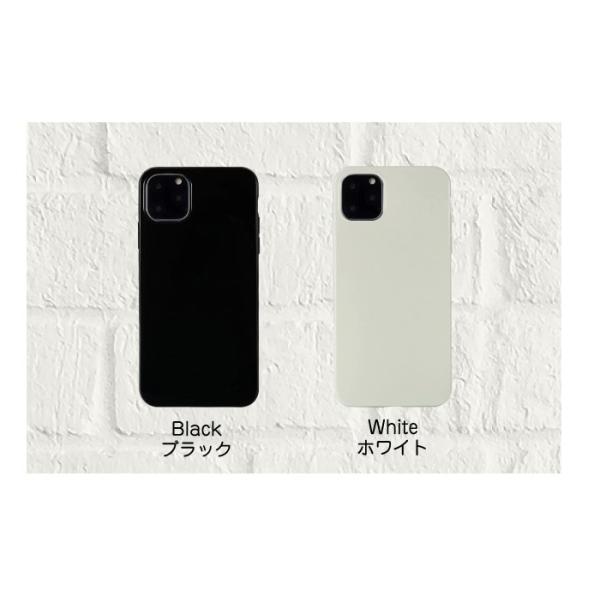 スマホケース iPhone 11 11pro 11proMAX XR iphone8 iphone7  耐衝撃 シリコン TPU ケース アイフォン 無地 シンプル ワイヤレス充電 Qi galleries 09