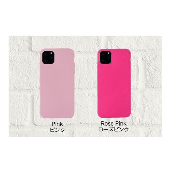 スマホケース iPhone 11 11pro 11proMAX XR iphone8 iphone7  耐衝撃 シリコン TPU ケース アイフォン 無地 シンプル ワイヤレス充電 Qi galleries 10