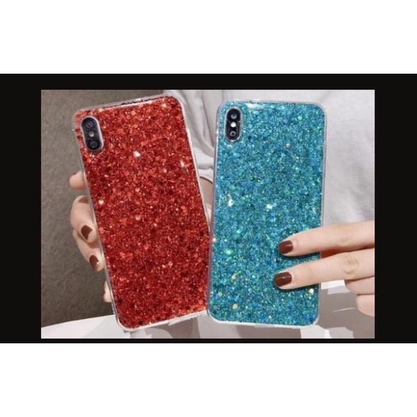 スマホケース iPhone 11 11pro 11proMAX  XR 8 7 耐衝撃 グリッター ラメ 可愛い おしゃれ TPU ケース アイフォン キラキラ クリアケース シリコン|galleries|04