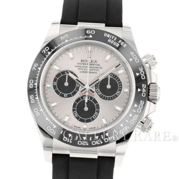 cheap for discount 2cd02 7a140 ロレックス コスモグラフ デイトナ K18WGホワイトゴールド ランダムシリアル ルーレット 116519LN ROLEX 腕時計 ウォッチ