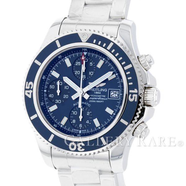 pretty nice d25a9 5aca4 ブライトリング スーパーオーシャン クロノグラフ 42 A108C71PSS BREITLING 腕時計