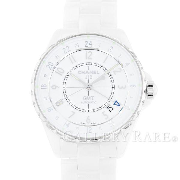 pretty nice 0e074 b5cbe シャネル J12 GMT ホワイトセラミック H3103 CHANEL 腕時計 :4622390:GALLERY-RARE - 通販 -  Yahoo!ショッピング