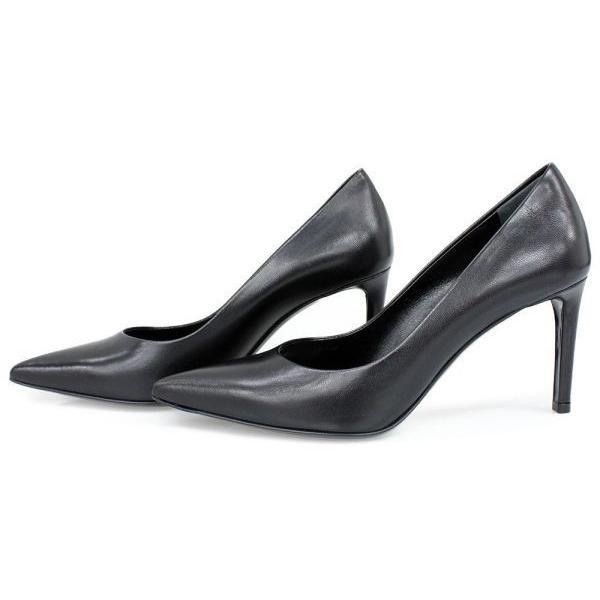 バレンシアガ パンプス ポインテッドトゥ ブラック レディースサイズ36  BALENCIAGA 靴 ヒール 黒 フォーマル